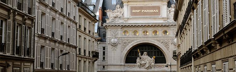 BNP Paribas Groep Overzicht
